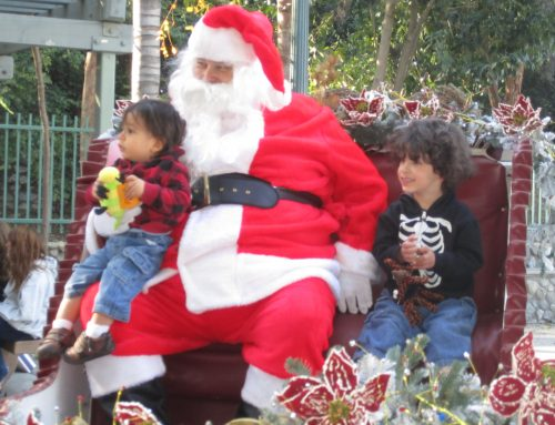 5th Annual Christmas in the Park Saturday December 1st