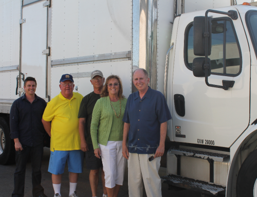 SSFL Is Truckin' in Style Thanks to Ludwick Foundation